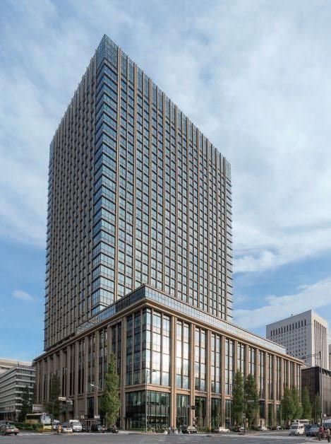丸の内二重橋ビルディング 東京商工会議所ビル